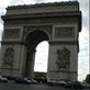 We climbed to the top of the Arc de Triomphe, after we had walked from the Louvre and before we went to the Eiffel Tower - slept well that night! by: thompson_girls Views[222]