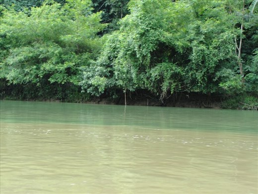 Two color river