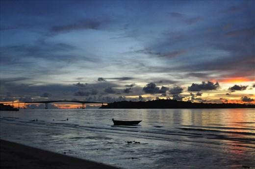 Preah Sihanouck beach, Cambodia