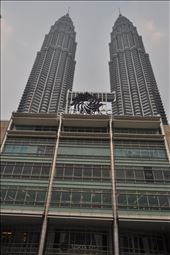 Petronas Twin Towers were taken at the every time and the every angle: by thuynguyen, Views[60]
