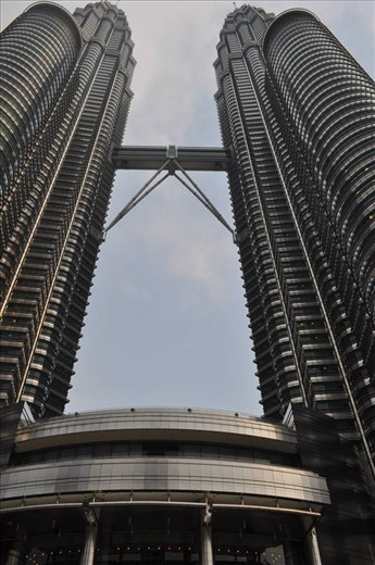 Petronas Twin Towers were taken at the every time and the every angle
