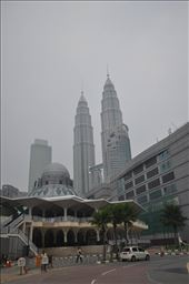 Petronas Twin Towers were taken at the every time and the every angle: by thuynguyen, Views[85]