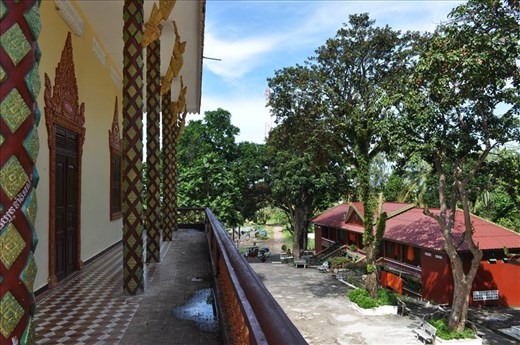 Temples in Sihanock Vill province, Cambodia