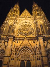 Cathedral at Prague Castle...: by tiffany3939, Views[79]