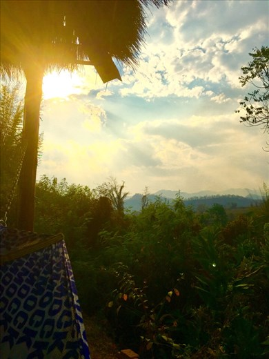 This is the life! Pai, Thailand.