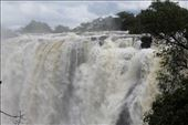 Victoria Falls from Zambia side: by tiltingwindmills, Views[355]