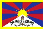 Tibetan National Flag: by tim_and_sam, Views[30059]