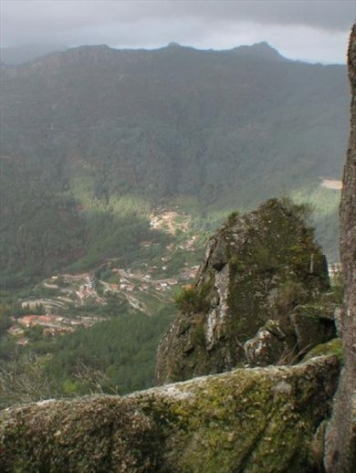 High In the mountains, Northern Portugal...near some old Roman Standing Stones...