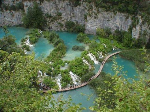 rambling in National Parks in Slovenia