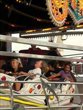 2010 Maui County Fair. Children having fun on the Zipper. Laughter is catching!: by tina, Views[136]