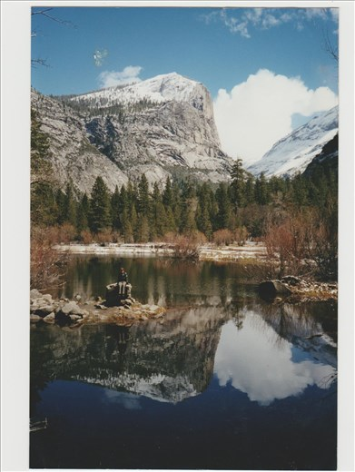 I don't think its possible to take a bad picture in Yosemite.