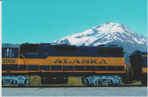 2nd trip to Alaska.