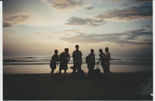 Playa Tamarind, Costa Rica