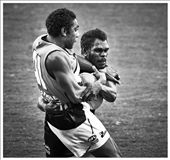 For three hours tribal pride is ferocious on the field: by tiwi-island-australia2012, Views[1116]