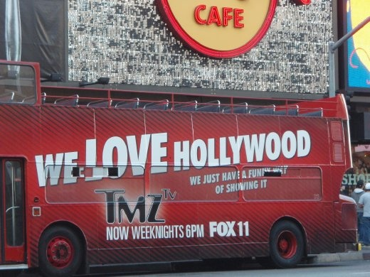 Hollywood - not what you think..