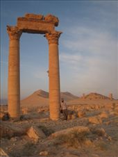 Palmyra at sunrise: by tk-tempany, Views[315]