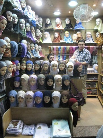 A head scarf for every occasion