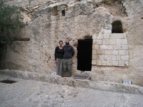 An alternative site for Jesus' tomb