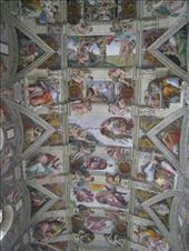 Sistine Chapel. Kathryn will never be the same.: by tk-tempany, Views[410]