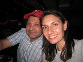 With Victor at ´Down the Hatch´, a classic dive bar in Greenwich Village, Manhattan.: by tk-tempany, Views[167]