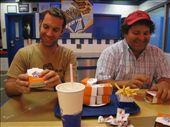 Late night visit to White Castle with Pammy and Victor. They don´t call them ´sliders´ for nothing.: by tk-tempany, Views[168]