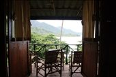 The view from our hillside bungalow in Lonely beach, Koh Chang: by tk_inks, Views[380]