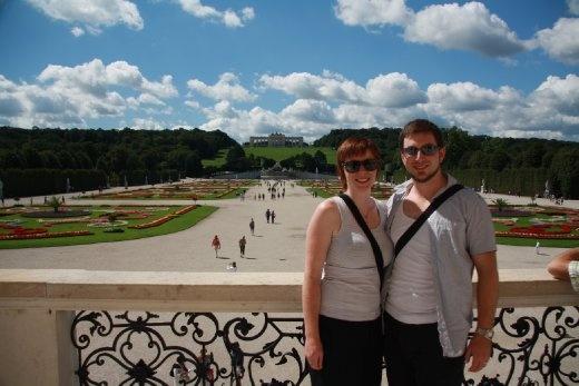 Schonnbrunn Palace & Gardens, Vienna, Austria