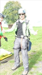 tegan ready to paraglide: by tk_inks, Views[161]