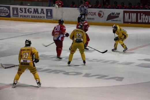 Ice hockey in Olomouc