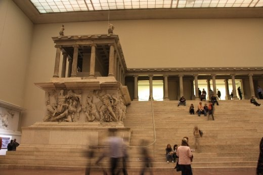 Pergamon Forum at the Pergamon  Museum