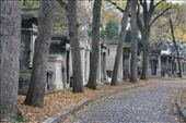 Pere Lachaise cemetary: by tk_inks, Views[160]