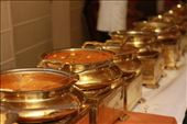 The never ending row of curries of the wedding lunch: by tk_inks, Views[198]