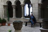 Ingrid at the Cloisters: by tk_inks, Views[293]