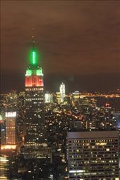 Top of the Rock (view of the Empire State building): by tk_inks, Views[314]