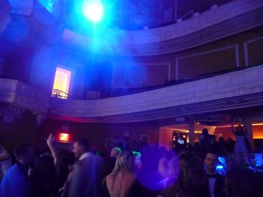 The Liberty Theatre - NYC NYE!!!