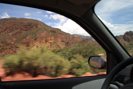 Roadtrip to Cafayate