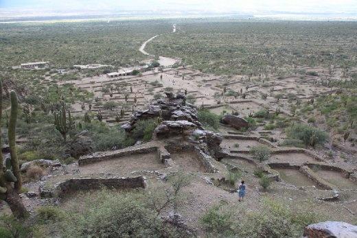 Pre-Inca ruins of Quilmes