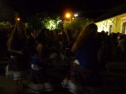 Street party in Lagoa
