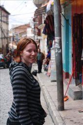 Ingrid in the streets of La Paz: by tk_inks, Views[419]