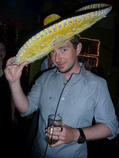 Mexico City festivities