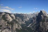 View of Yosemite Valley from Glacier Point: by tk_inks, Views[258]