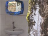 I found this restroom at the forest by the Qabala-Baku highway.: by tlacuilooper, Views[254]