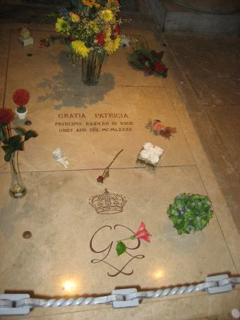 Grace Kelly's Grave