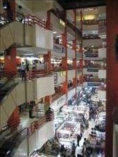 A shopping centre in Jakarta. It was more interesting than it looks here: by tom-raleigh, Views[114]