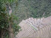 This is whats known as little machu piccu, it is just next to the camp on the thrid day: by tom_lynar, Views[250]