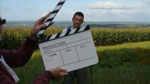 Tony Mattravers Filming