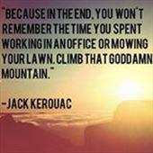 Jack Kerouac quote: by tony_mattravers, Views[1098]