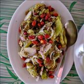 The Myanmar roasted eggplant salad, ready to eat: by toozler, Views[211]