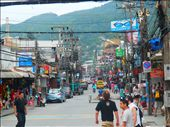 Patong Beach, Thailand, this is the busy main street: by topina27, Views[1323]