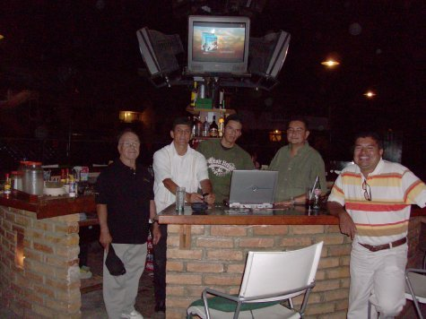 Great fun Mexicans in Tepic